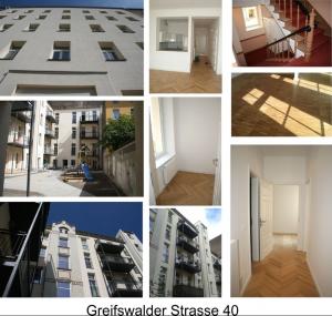 Referenz Greifswalder Straße 40