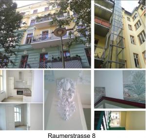 Referent Raumerstraße 8